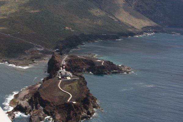 Maják Punta de Teno