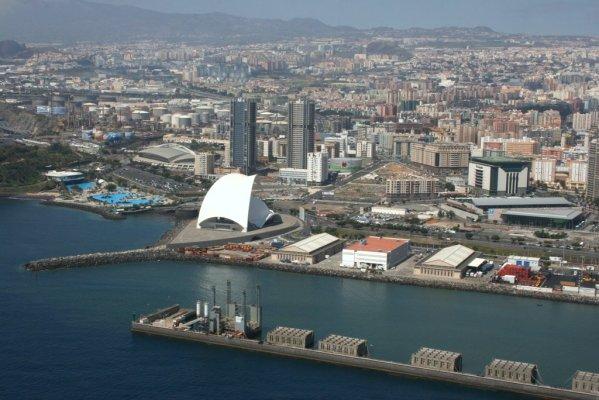 Auditorium de Santa Cruz de Tenerife