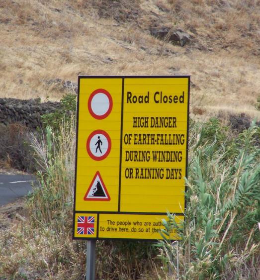 Napriek uzavretej ceste na Teno sem chodí veľa áut