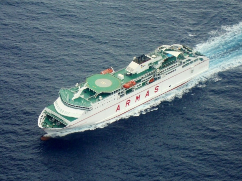 Lodná spolocnost Naviera Armas