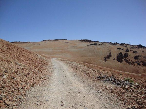 Cestou na Teide