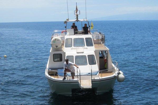 Príjazd lode