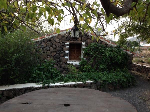 Restaurante Las Gangarras, Buzanada