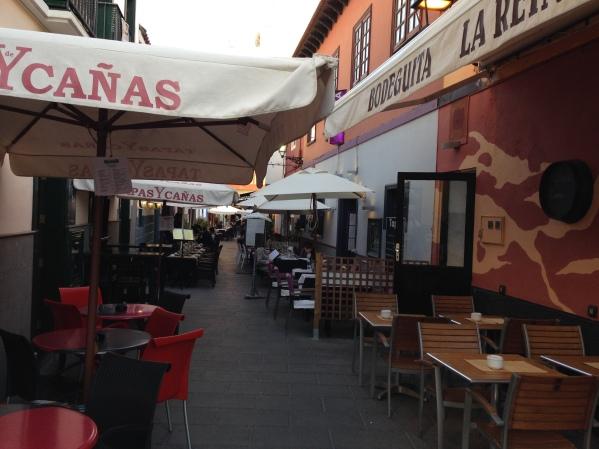Restaurante Kafka, Puerto de la Cruz
