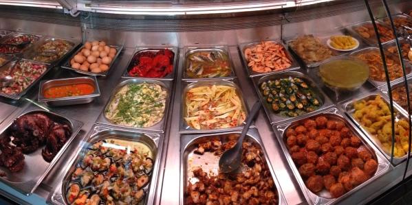 Tapas -Restaurante Bar La Caleta
