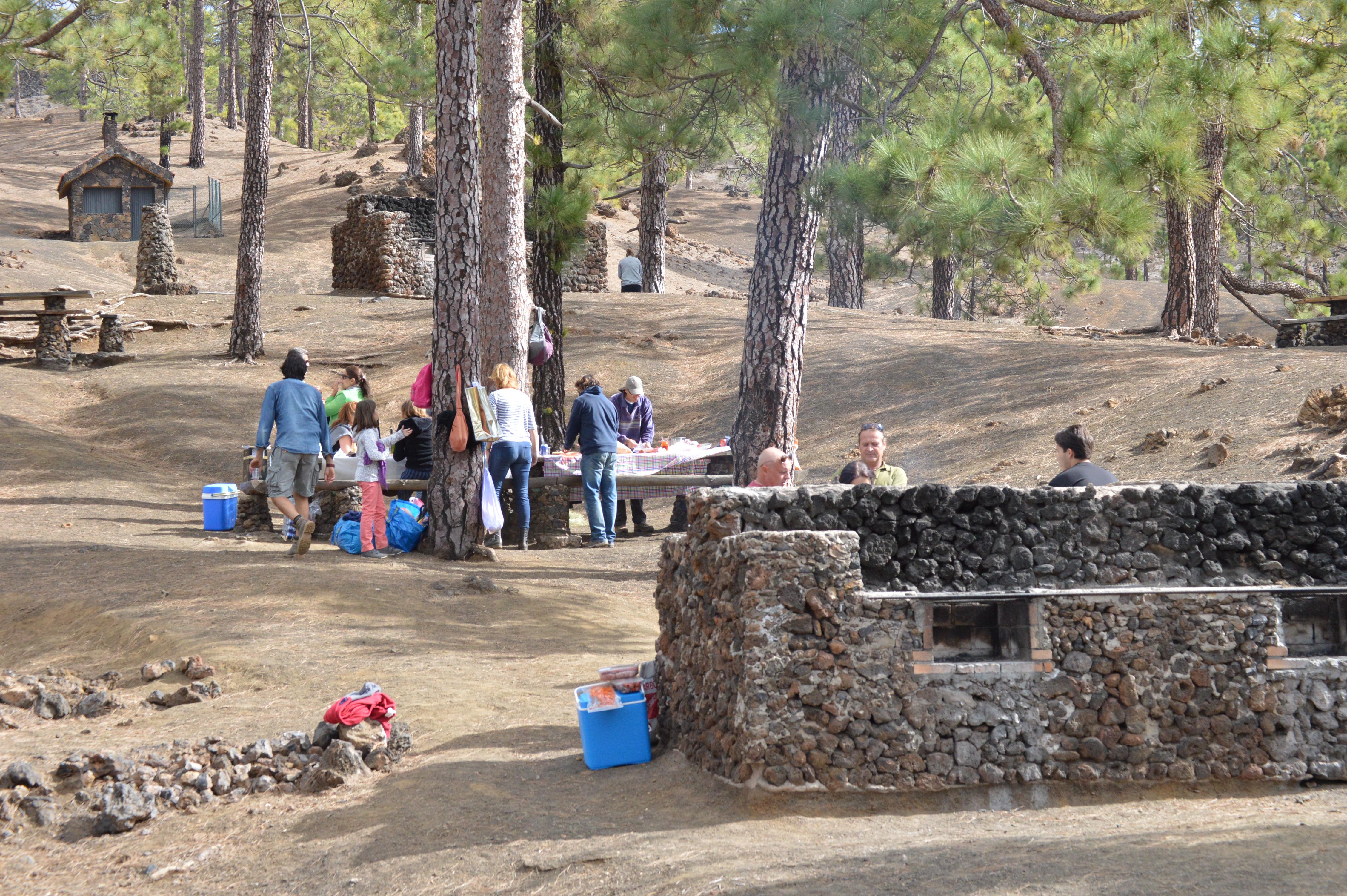 Zona recreativa Chio - Rekreatívna zóna Chio