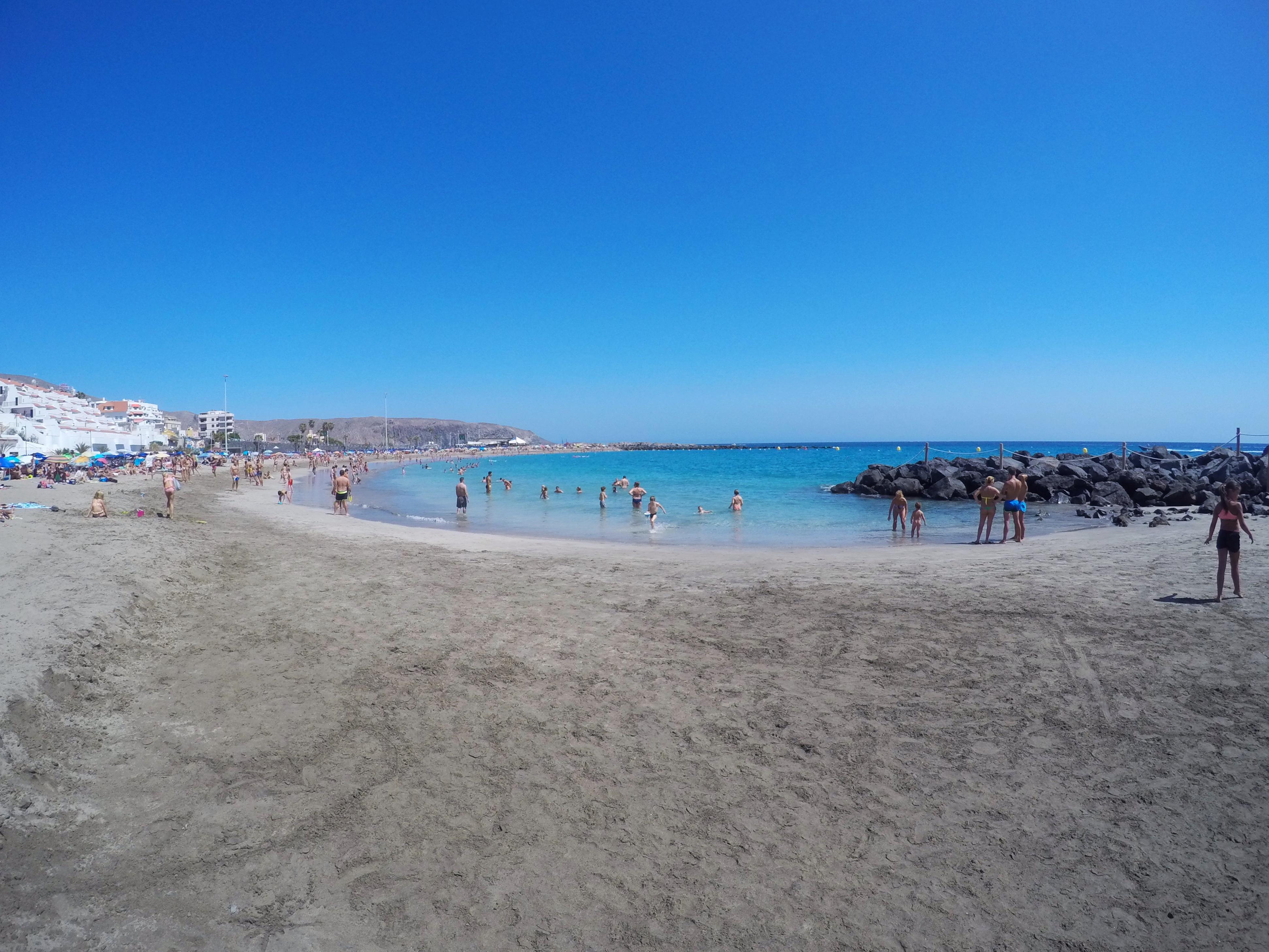 Playa de las Vistas, Tenerife