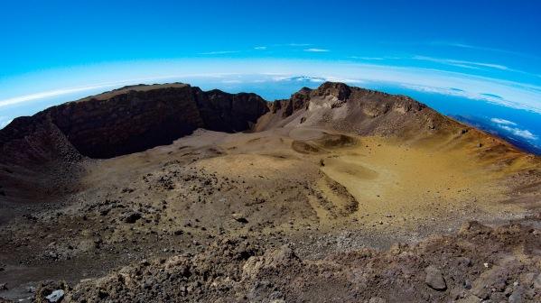 Kráter Pico Viejo